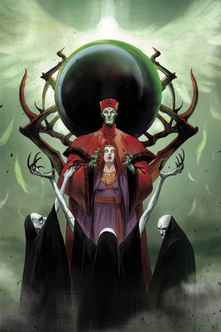 The Cimmerian: People of the Black Circle #3 (Rambaud Cover)