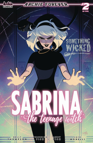 Sabrina: Something Wicked #2 (Boo Cover)