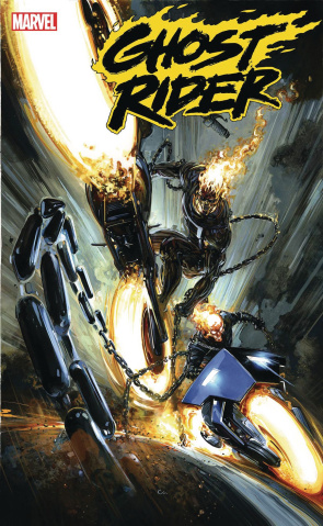 Ghost Rider #2 (Crain Cover)