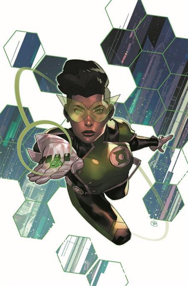 The Far Sector #10 (Yasmine Putri Cover)