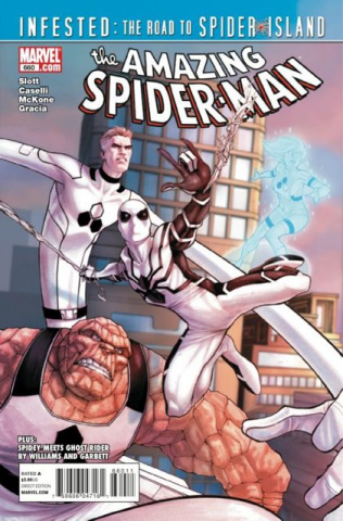 The Amazing Spider-Man #660