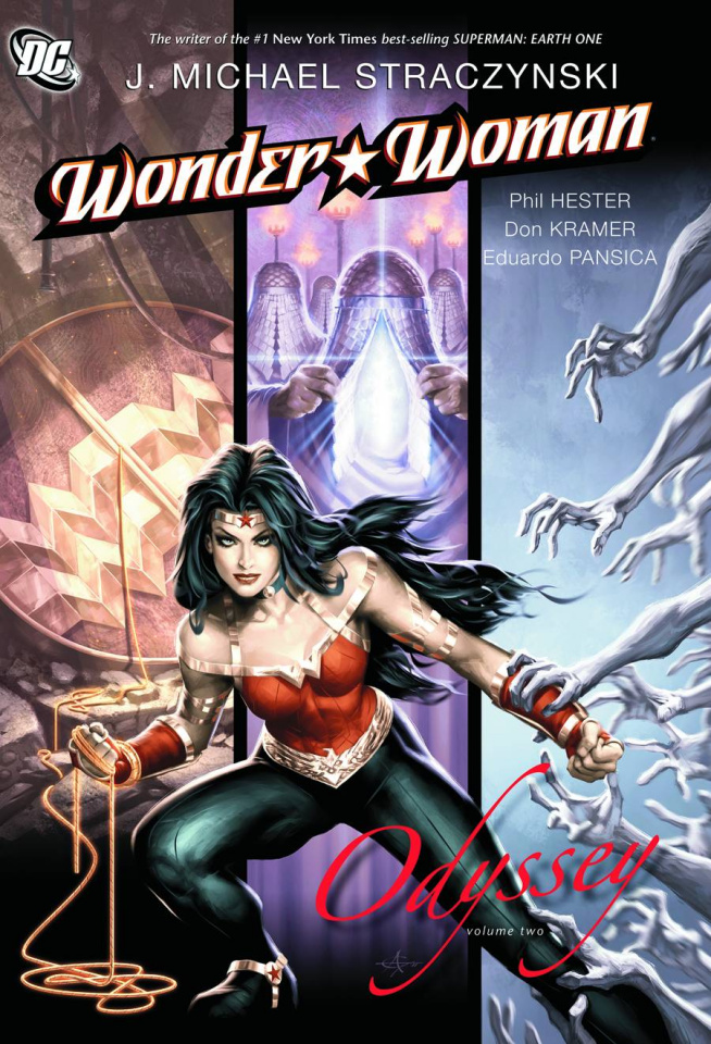Wonder Woman: Odyssey Vol. 2