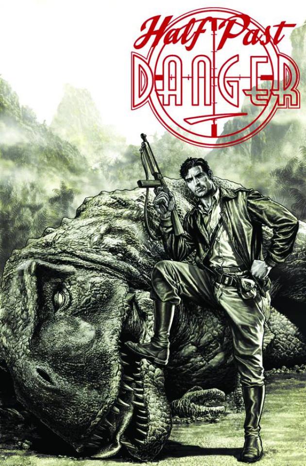 Half Past Danger #3 (Subscription Cover)