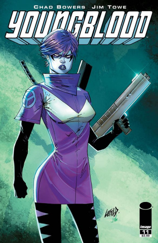 Youngblood #11 (Liefeld Cover)