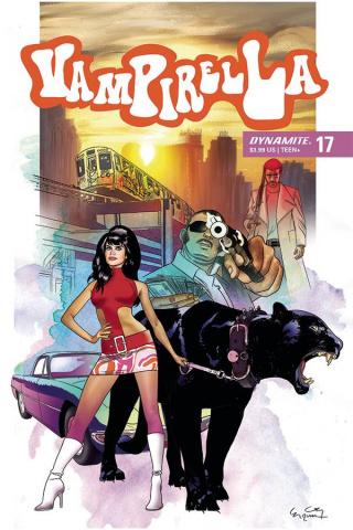 Vampirella #17 (Gunduz Cover)