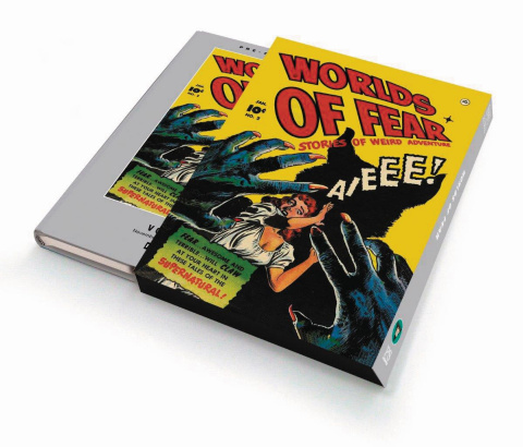 Worlds of Fear Vol. 1 (Slipcase Edition)