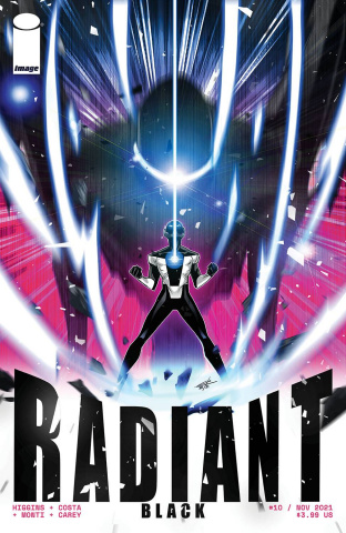 Radiant Black #10 (Carlini Cover)