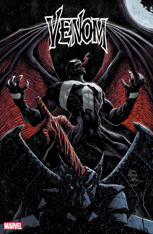 Venom #35 (Stegman 200th Issue Cover)