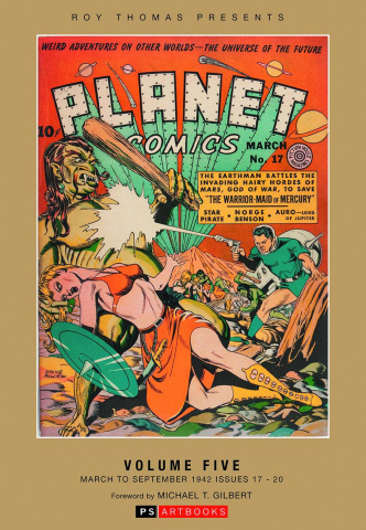Planet Comics Vol. 5: March-September 1942