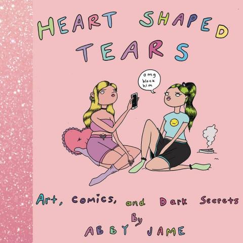 Heart Shaped Tears