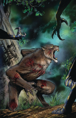 Monster Planet #1 (Pasibe Cover)