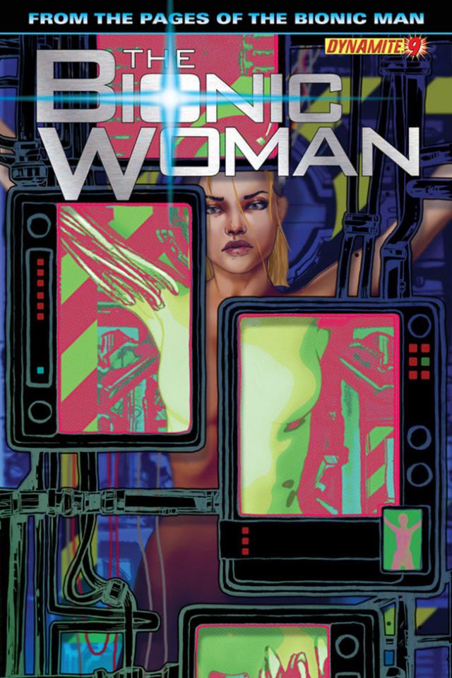 The Bionic Woman #9