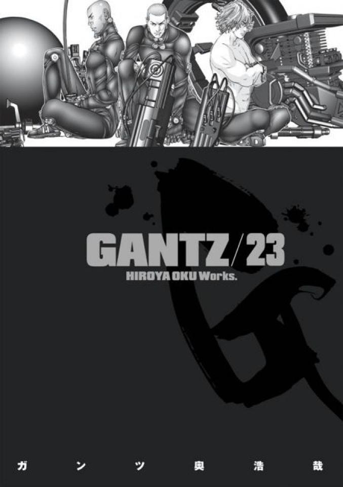 Gantz Vol. 23