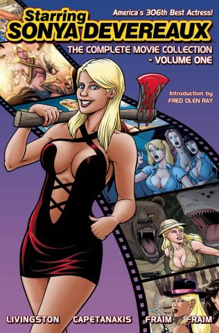 Starring Sonya Devereaux Vol. 1