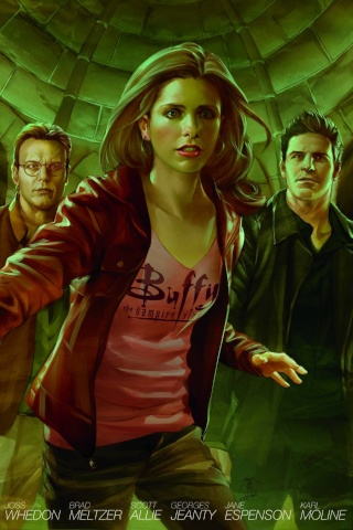 Buffy the Vampire Slayer, Season 8 Library Vol. 4