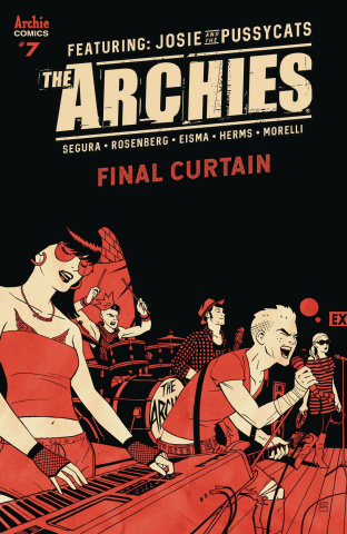 The Archies #7 (Chiang Cover)