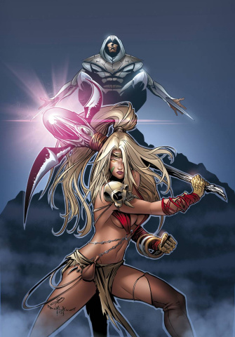 Grimm Fairy Tales: The Coven #1 (Qualano Cover)