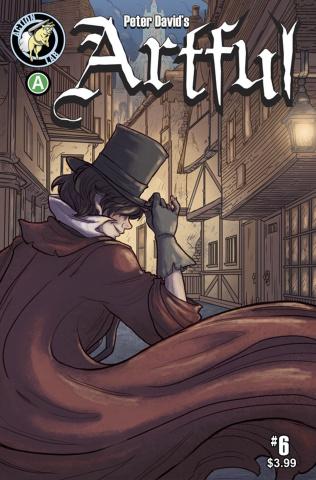 Artful #6 (Neubert Cover)
