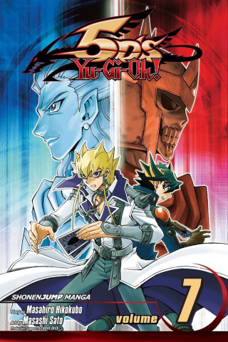 Yu-Gi-Oh! 5Ds Vol. 7