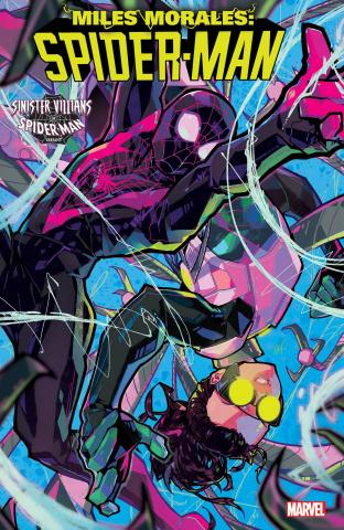 Miles Morales: Spider-Man #27 (Besch Spider-Man Villains Cover)