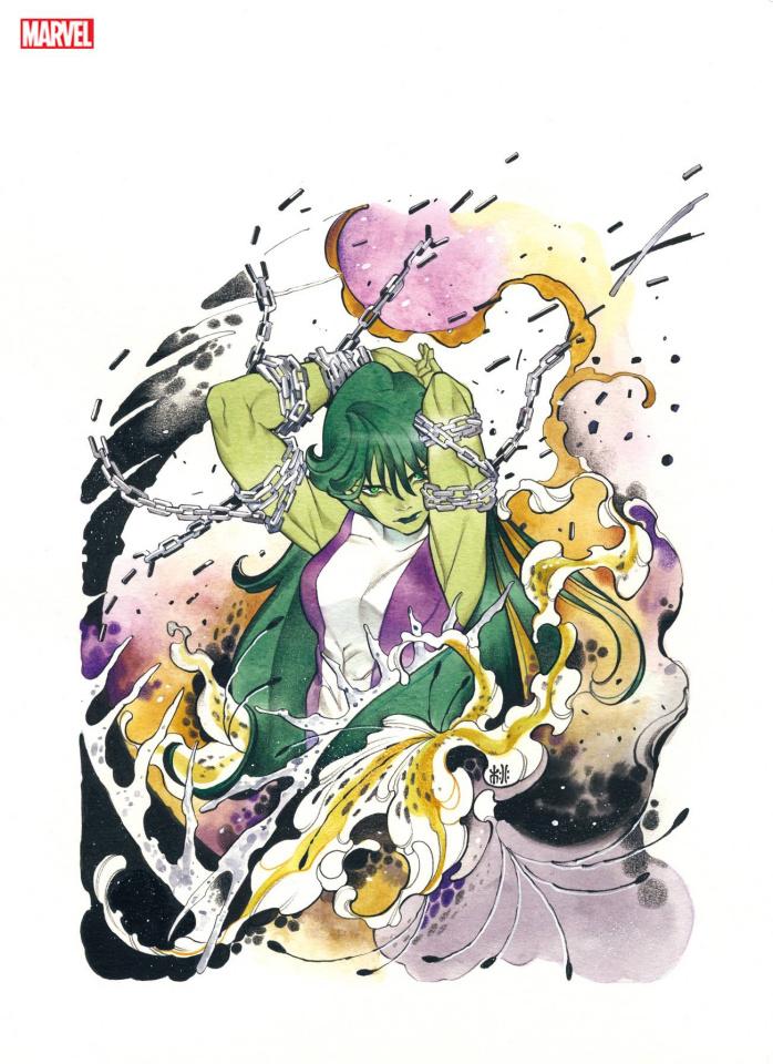 Avengers #44 (Momoko Virgin Cover)