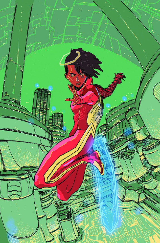 HaloGen #1 (20 Copy Milonogiannis Cover)