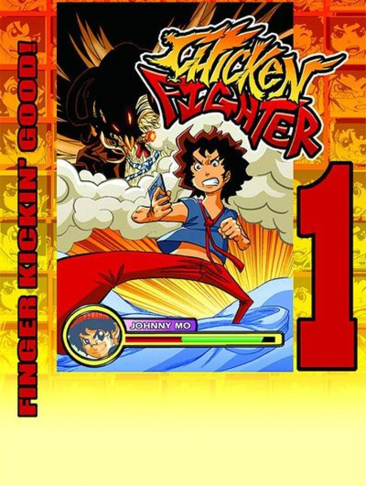 Chicken Fighter Vol. 1