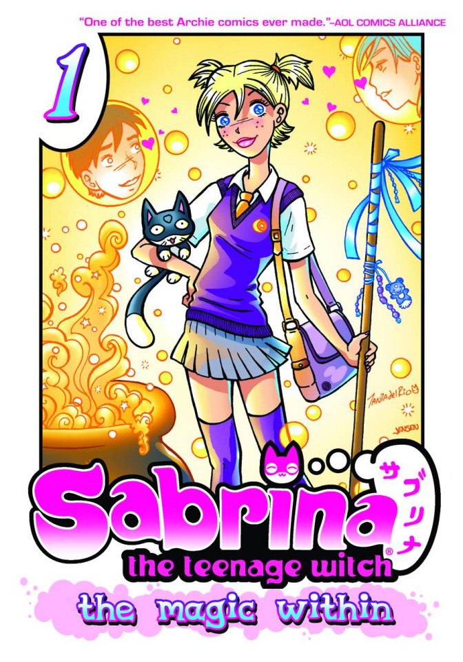 Sabrina, The Teenage Witch: The Magic Within Vol. 1