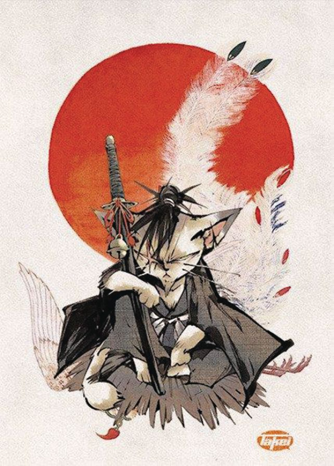 Nekogahara: Stray Cat Samurai Vol. 5