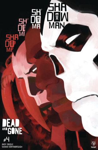 Shadowman #4 (Zonjic Cover)