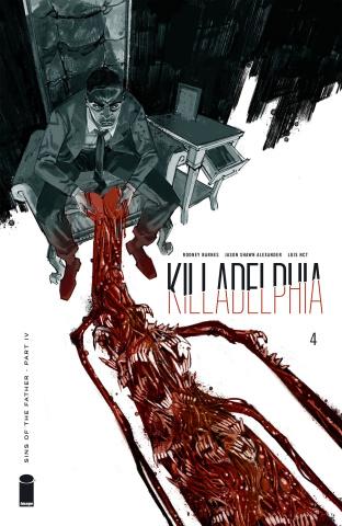 Killadelphia #4 (Canete Cover)