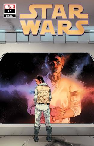 Star Wars #12 (Yu Cover)