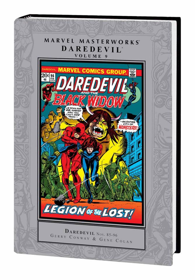 Daredevil Vol. 9 (Marvel Masterworks)