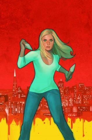 Buffy the Vampire Slayer, Season 9: Freefall #12