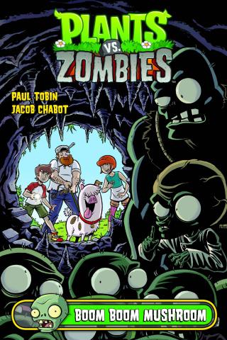 Plants vs. Zombies: Boom Boom Mushroom