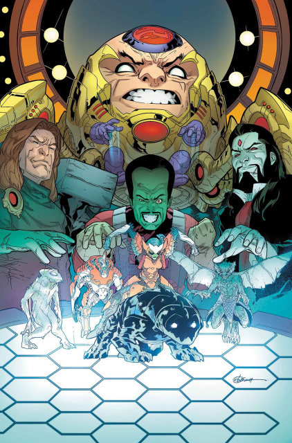 Monsters Unleashed! #4