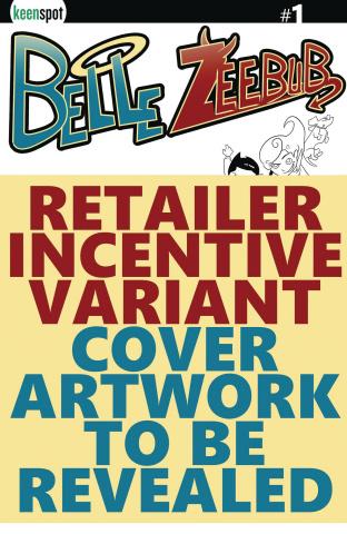 Belle Zeebub #1 (5 Copy Wytch Cover)