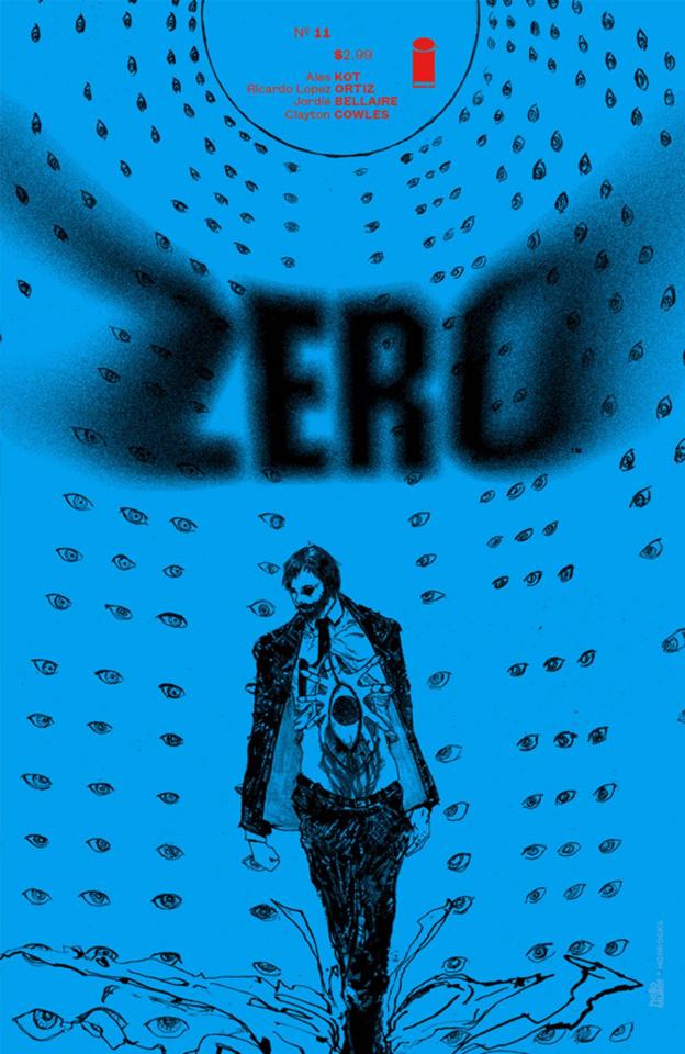Zero #11 (Horrocks & Muller Cover)