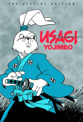 Usagi Yojimbo Special Edition Box Set