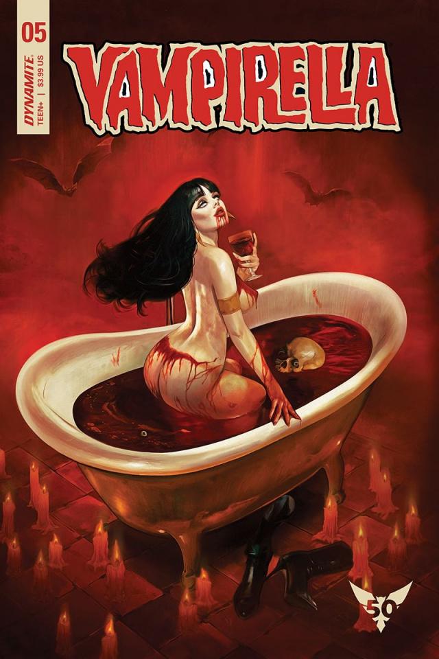 Vampirella #5 (Dalton Cover)