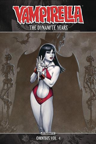 Vampirella: The Dynamite Years Vol. 4 (Omnibus)