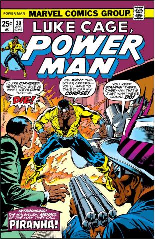 Luke Cage, Power Man: Piranha #1 (True Believers)