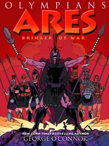 Olympians Vol. 7: Ares - Bringer of War