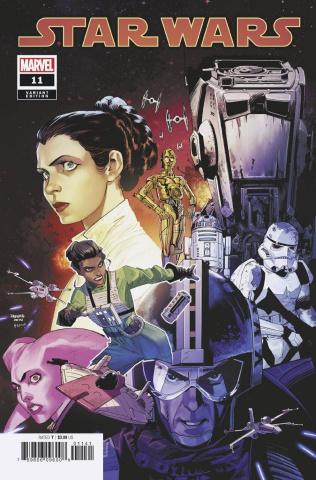 Star Wars #11 (Mora Cover)