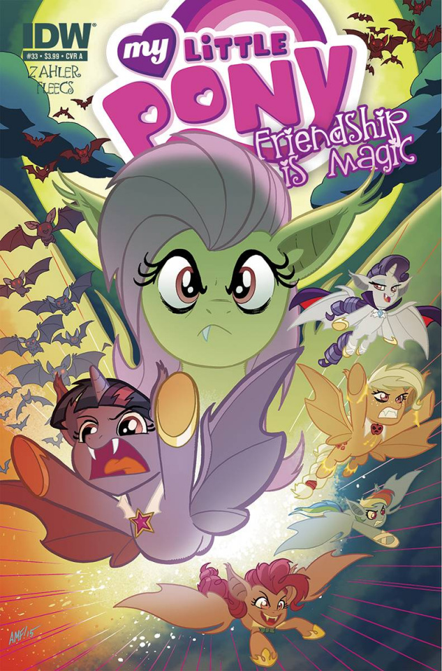 My Little Pony: Friendship Is Magic #33