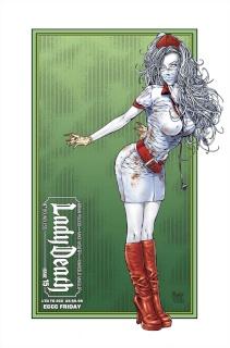 Lady Death #15 (Emerald City Set)