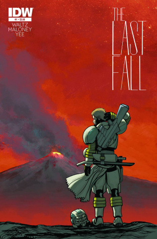 The Last Fall #1 (2nd Printing)