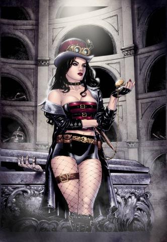 Grimm Fairy Tales: Van Helsing #2 (Ortiz Cover)