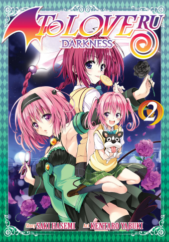 To Love Ru: Darkness Vol. 2
