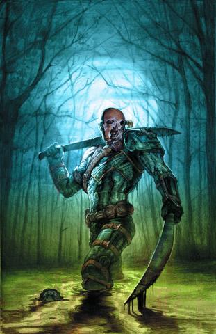 Deathstroke #11 (Monsters Cover)